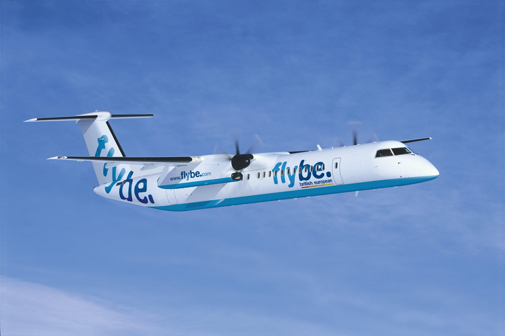 Marvin Eley Bombardier Q400 Aircraft