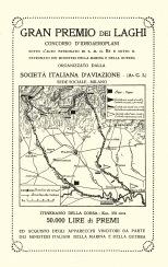 Mappa del percorso di gara.